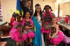 Участники фестиваля из Казахстана и США